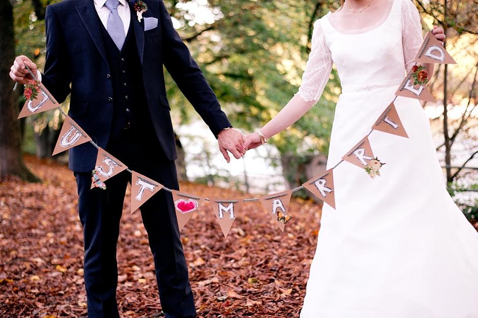 Münchner Boho-Chic Hochzeit
