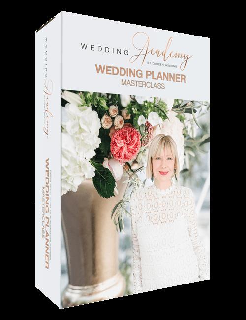 Doreen Winking Wedding Planner Masterclass